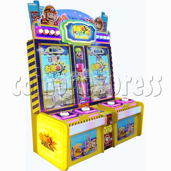 Demolition Talent Video Ticket Redemption Machine 36450