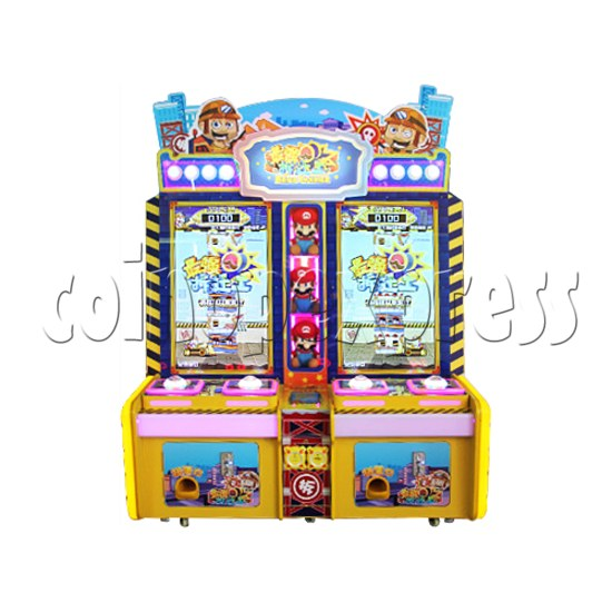 Demolition Talent Video Ticket Redemption Machine 36451