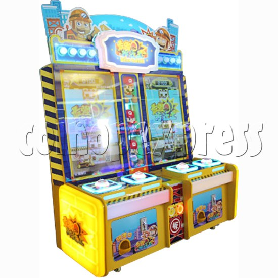 Demolition Talent Video Ticket Redemption Machine 36452