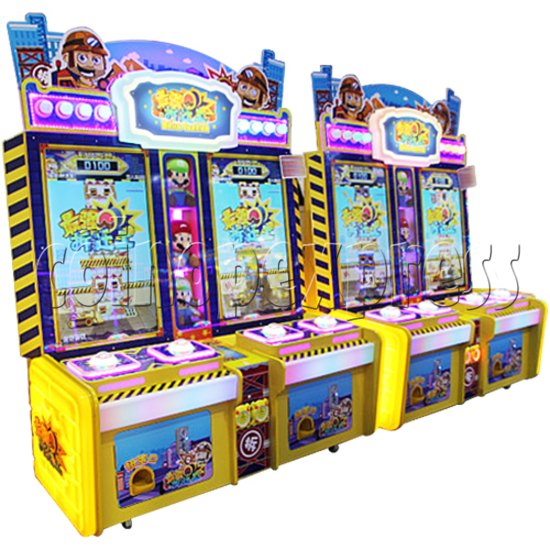 Demolition Talent Video Ticket Redemption Machine 36453