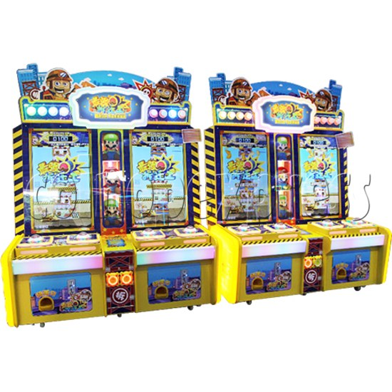 Demolition Talent Video Ticket Redemption Machine 36454