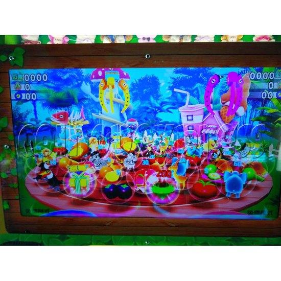 Animals Castle Virtual Prize Grabbing a Win Machine  36463