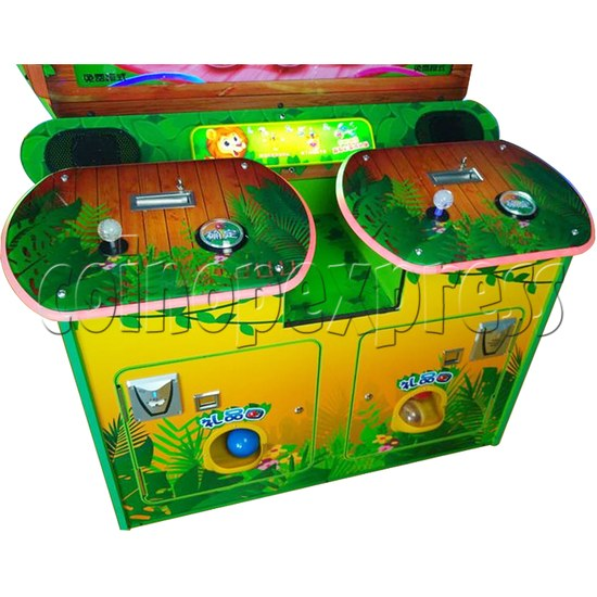 Animals Castle Virtual Prize Grabbing a Win Machine  36465