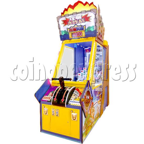 Castle Shootout Skill Test Game Machine  36494