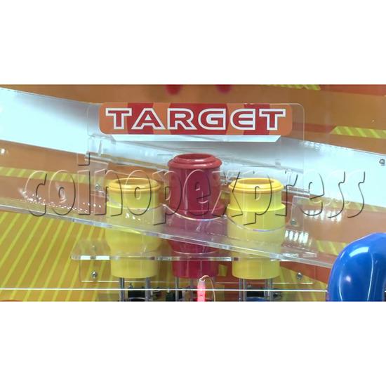 Triple Turn Ball Game Skill Test Redemption Machine 36790