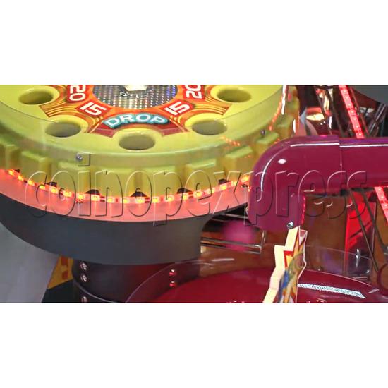 Triple Turn Ball Game Skill Test Redemption Machine 36793