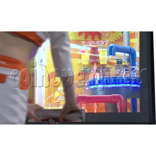 Triple Turn Ball Game Skill Test Redemption Machine 36804