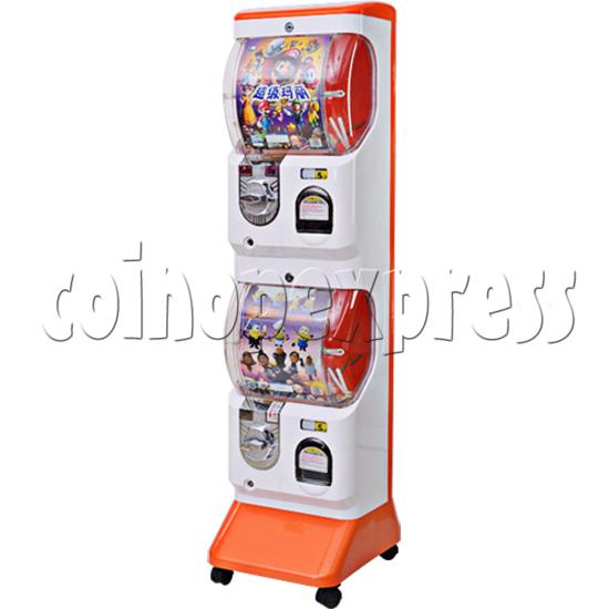 Double Toy Capsule Vending Machine (Standard Version) 36821