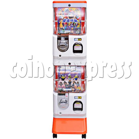 Double Toy Capsule Vending Machine (Standard Version) 36822