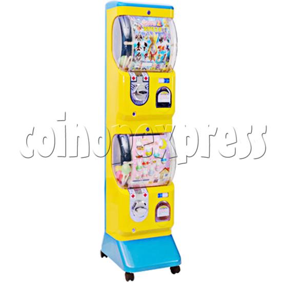 Double Toy Capsule Vending Machine (Standard Version) 36826