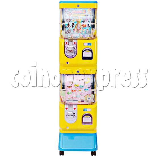 Double Toy Capsule Vending Machine (Standard Version) 36827
