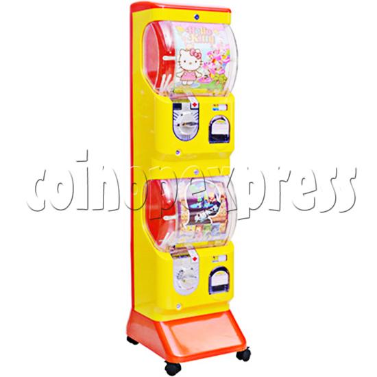 Double Toy Capsule Vending Machine (Standard Version) 36828