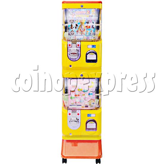 Double Toy Capsule Vending Machine (Standard Version) 36829