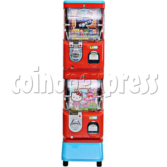 Double Toy Capsule Vending Machine (Standard Version) 36830