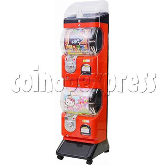 Double Toy Capsule Vending Machine (Deluxe  Version) 36833