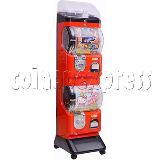 Double Toy Capsule Vending Machine (Deluxe  Version) 36835