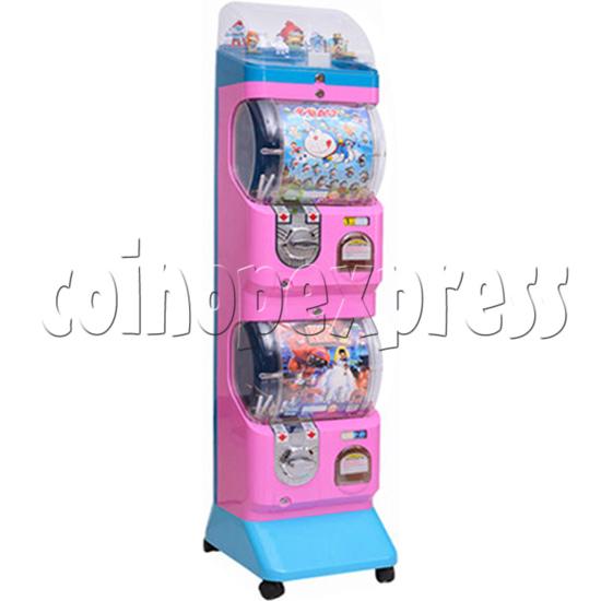 Double Toy Capsule Vending Machine (Deluxe  Version) 36836