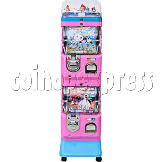 Double Toy Capsule Vending Machine (Deluxe  Version) 36837