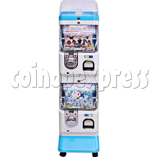 Double Toy Capsule Vending Machine (Deluxe  Version) 36839