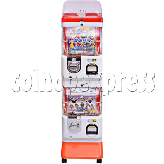 Double Toy Capsule Vending Machine (Deluxe  Version) 36842