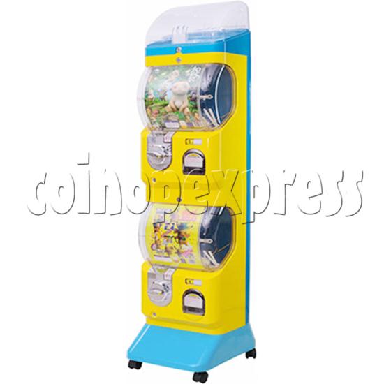 Double Toy Capsule Vending Machine (Deluxe  Version) 36843