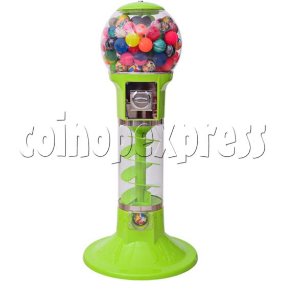 43 Inch Spiral Capsule Vending Machine 36848