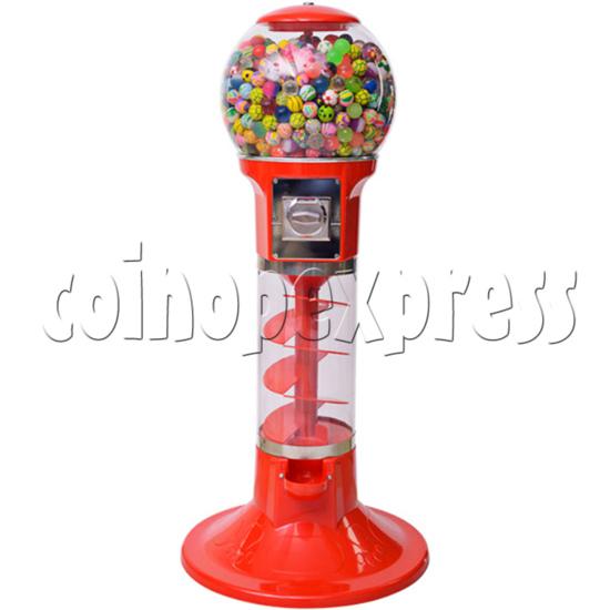 43 Inch Spiral Capsule Vending Machine 36849