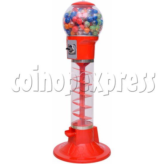 51 inch Spiral Capsule Vending Machine (Deluxe Version) 36853