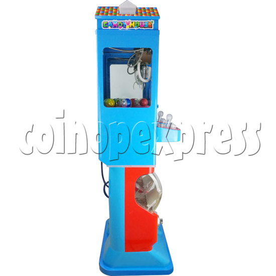 Candy House Crane and Capsule Vending Machine 36858