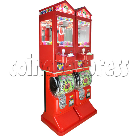 Candy House Crane and Capsule Vending Machine 36861