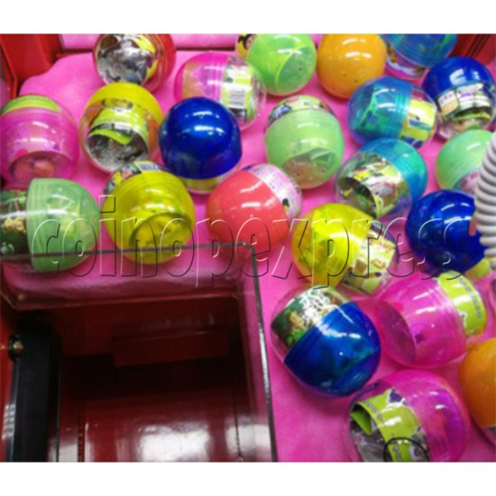 Candy House Crane and Capsule Vending Machine 36863