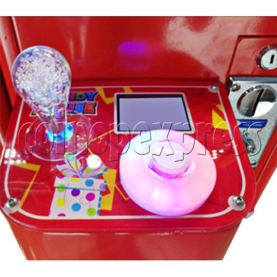 Candy House Crane and Capsule Vending Machine 36864