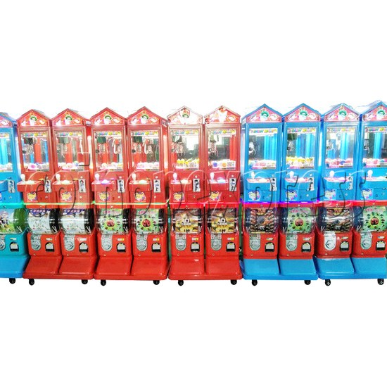 Candy House Crane and Capsule Vending Machine 36867