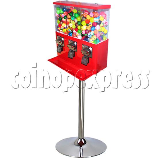 3 in 1 Capsule Toys Vending Machine 36889