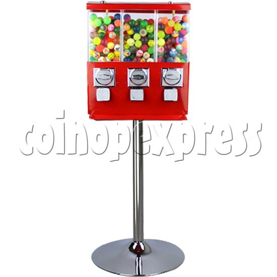 3 in 1 Capsule Toys Vending Machine 36890