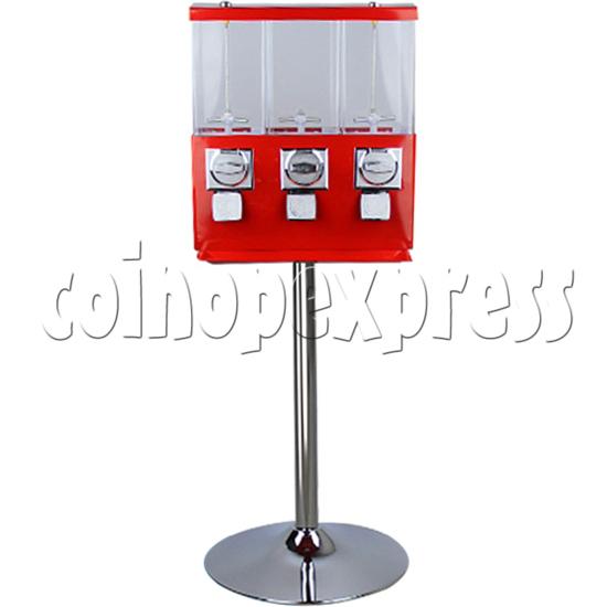 3 in 1 Capsule Toys Vending Machine 36891