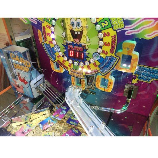 SpongeBob Pineapple Arcade Redemption Game Machine 36980