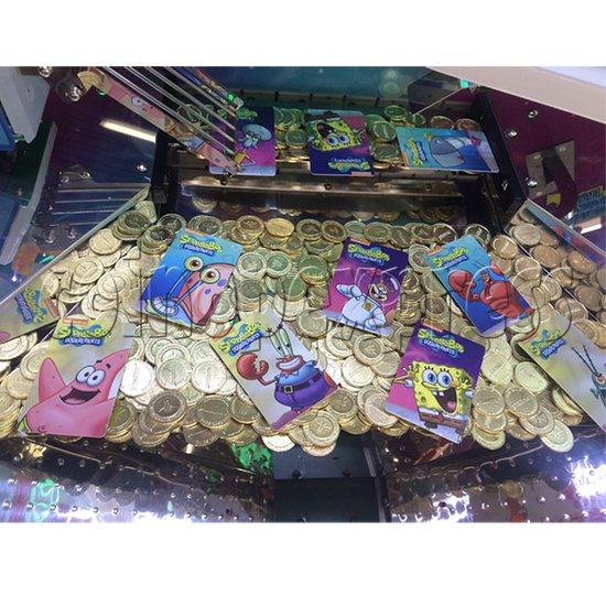SpongeBob Pineapple Arcade Redemption Game Machine 36981