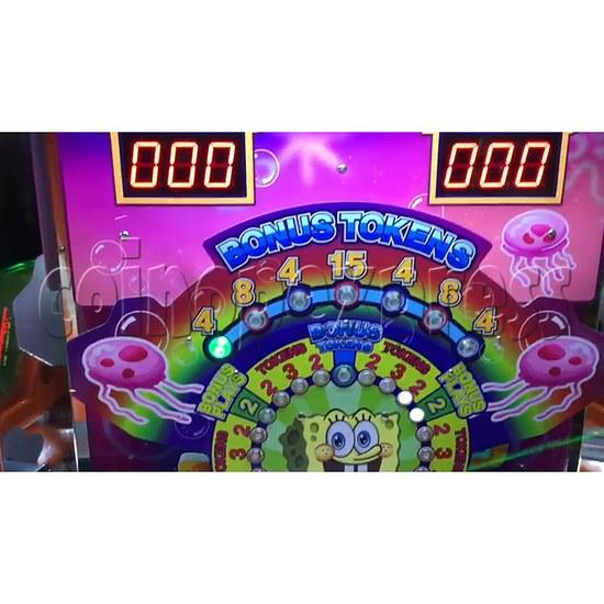 SpongeBob Pineapple Arcade Redemption Game Machine 36983