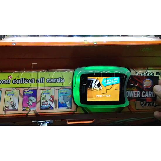 SpongeBob Pineapple Arcade Redemption Game Machine 36985