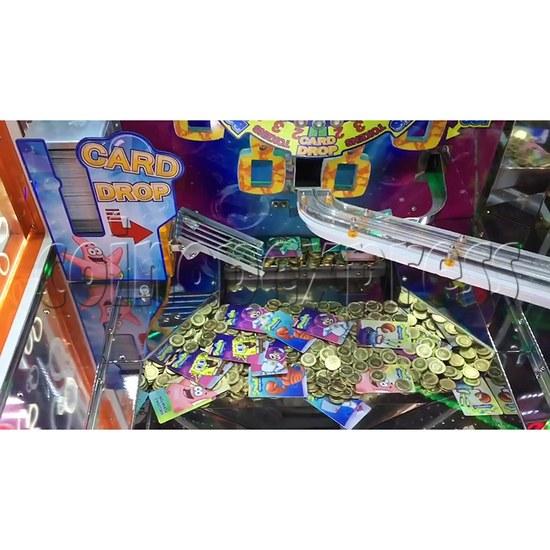 SpongeBob Pineapple Arcade Redemption Game Machine 36986