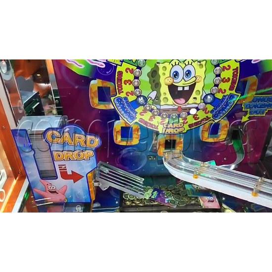SpongeBob Pineapple Arcade Redemption Game Machine 36988