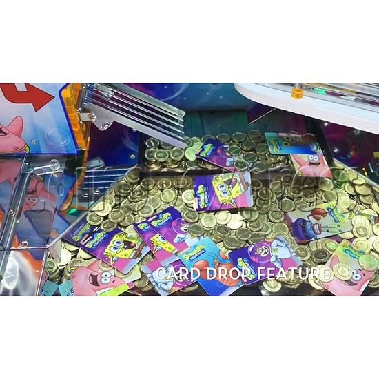 SpongeBob Pineapple Arcade Redemption Game Machine 36989