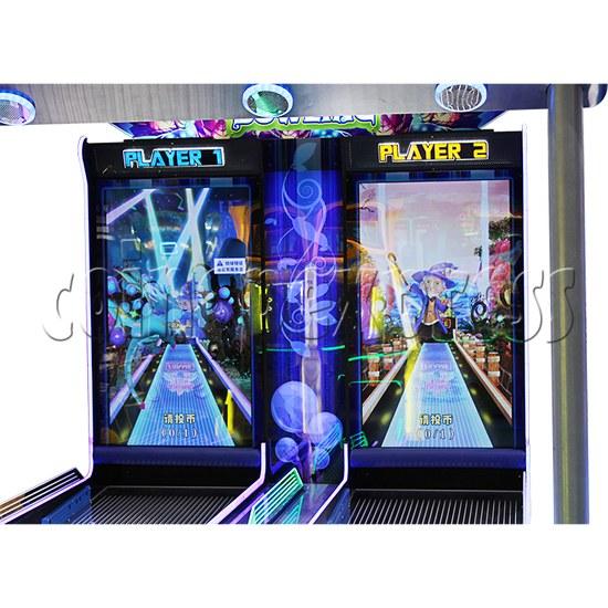 Fantasy Forest Bowling Ticket Redemption Arcade Machine - screen