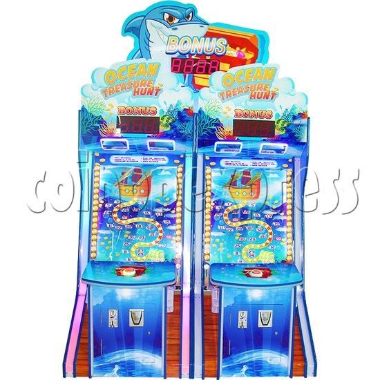 Ocean Treasure Hunt Skill Test Ticket redemption machine  37020
