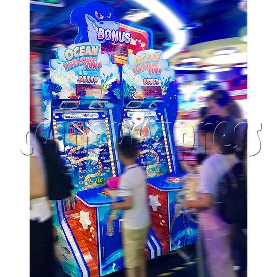 Ocean Treasure Hunt Skill Test Ticket redemption machine  37021