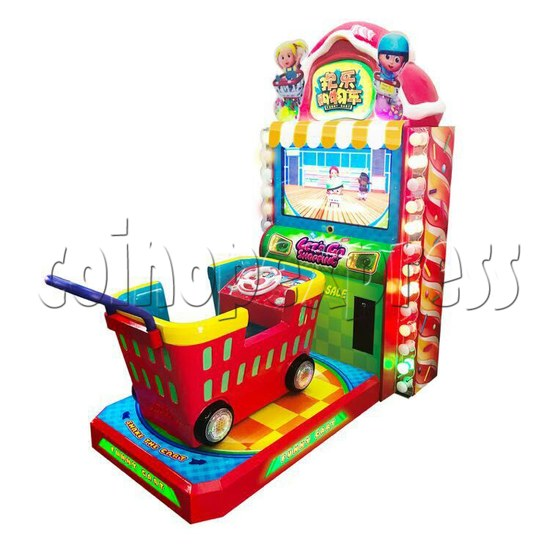 Funny Cart Video Driving Game 37030