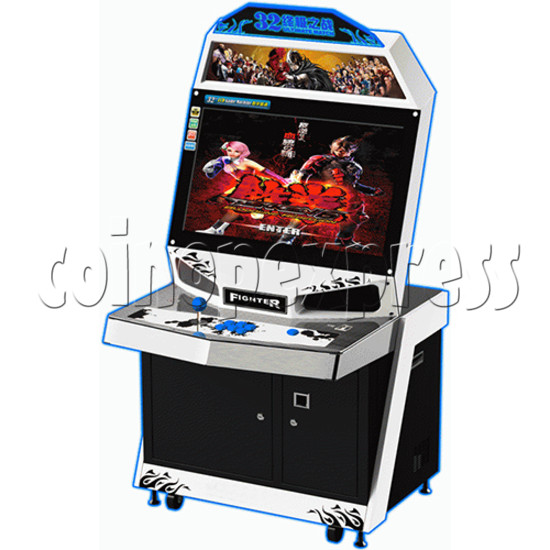 "32"" Ultimate Match Cabinet (Single Player) 37098"