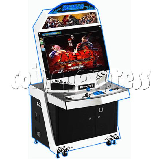 "32"" Ultimate Match Cabinet (Single Player) 37099"