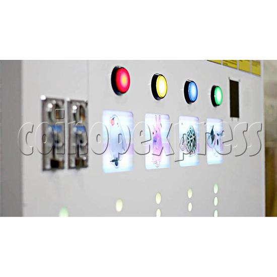 Balloon Walker Helium Metallic Foil Balloon vending machine 37103